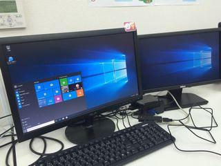 Windows10導入しています!
